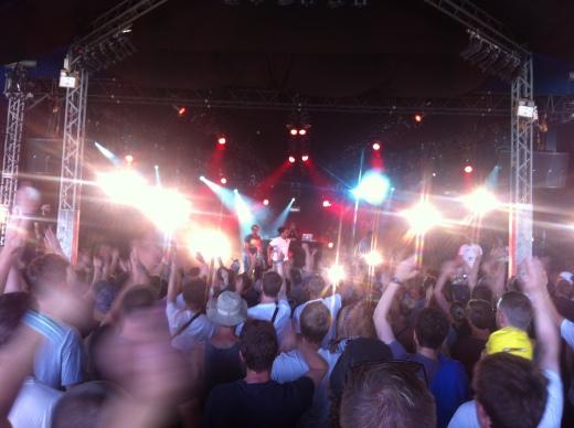 World's Fair på Roskilde Festival 2014