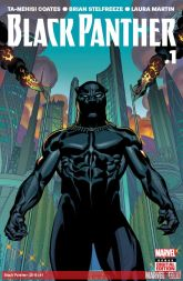 Ta-Nehisi Coates: Black Panther